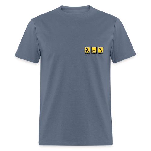 a style T-shirt - Men's T-Shirt