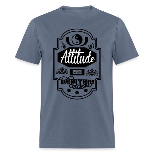 attitude - Men's T-Shirt