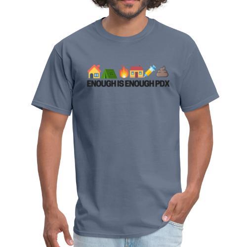 Enough is Enough Campaign Classic Design - Men's T-Shirt