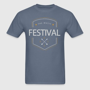 music fest t-shirt - Men's T-Shirt