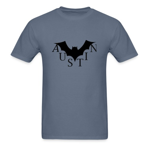 AUSTIN BAT - Men's T-Shirt
