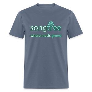 Songtree Logo - Men's T-Shirt