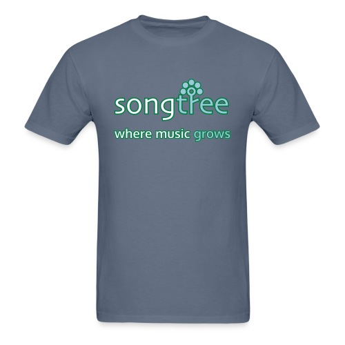 Songtree Logo - Men's T-Shirt