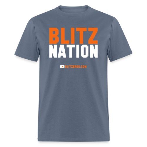BLITZ NATION - MENS - Men's T-Shirt