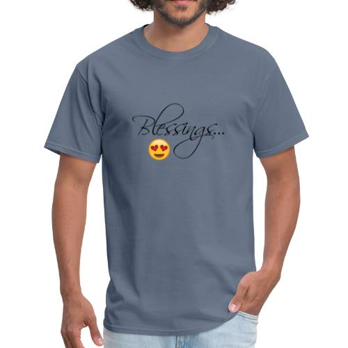 Blessings - Men's T-Shirt