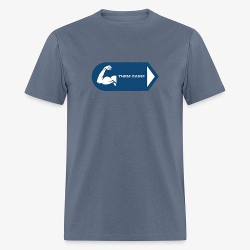 Them Gains - Men's T-Shirt