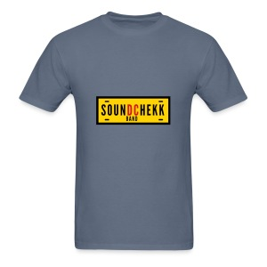 SoundChekk_BandVector - Men's T-Shirt