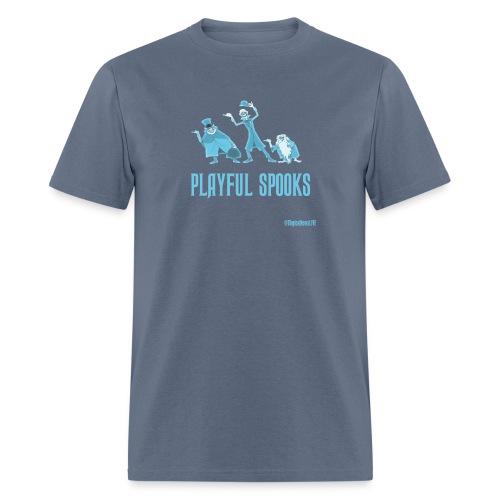 PLAYFUL SPOOKS - Men's T-Shirt