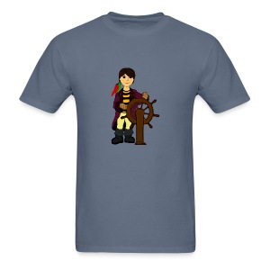 Alex the Great - Pirate - Men's T-Shirt