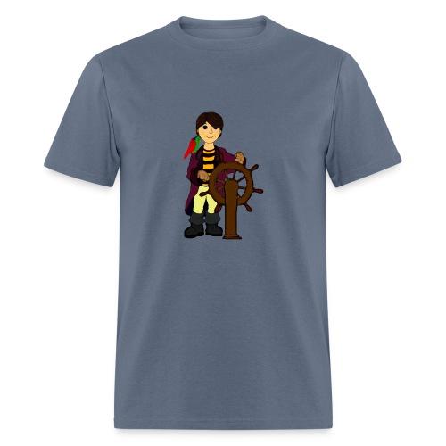 Alex the Great - Pirate - Men's T-Shirt