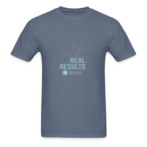 Real Science Real Results Nerium - Men's T-Shirt