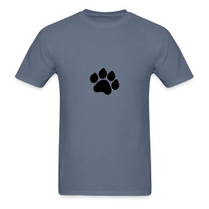 Black Paw Stuff - Men's T-Shirt