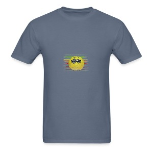 KEEP COOL SMILEY - Men's T-Shirt