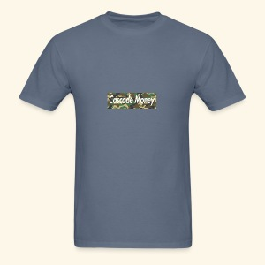 Cascade money camo - Men's T-Shirt
