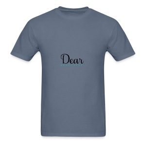 Dear Beautiful Campaign - Men's T-Shirt