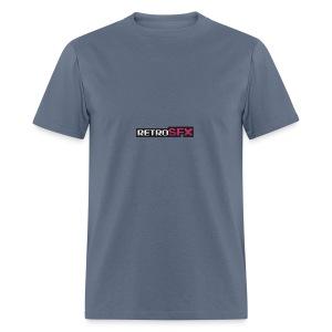 RetroSFX logo - Men's T-Shirt