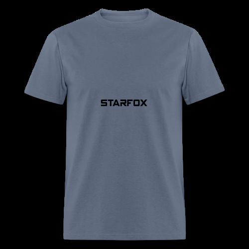 STARFOX Text - Men's T-Shirt