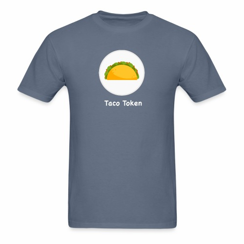 taconewwhite - Men's T-Shirt