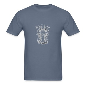 Vegan Rebel - Men's T-Shirt
