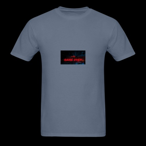 YouTube game over new murch - Men's T-Shirt
