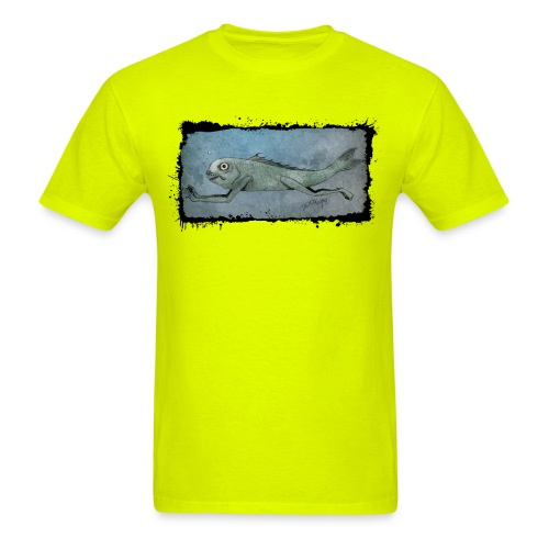 The Fish - Men's T-Shirt