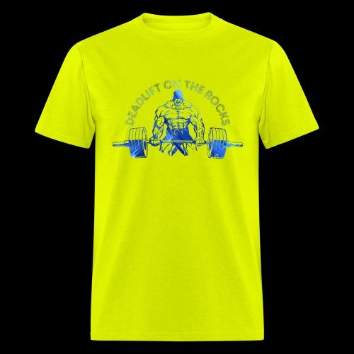 BLUES JACKED JACKSON - Men's T-Shirt