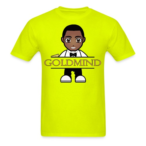 Goldmind 2 - Men's T-Shirt