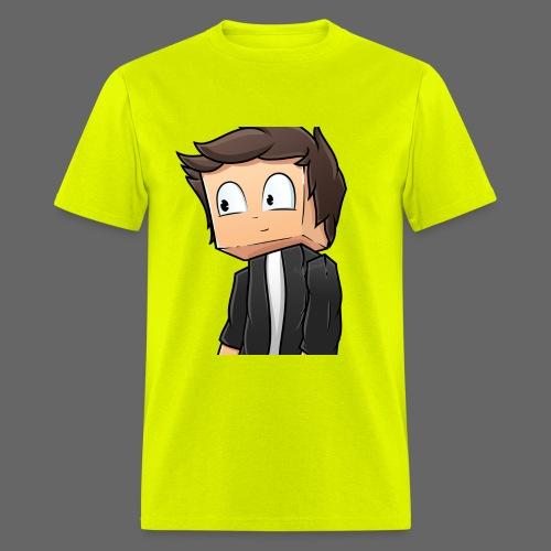 MineCrafterPM Logo - Men's T-Shirt