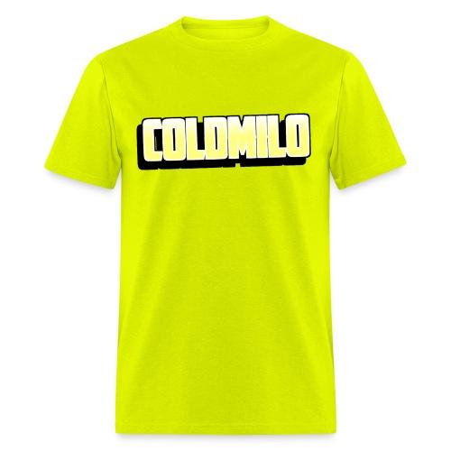 ColdMilo Logo - Men's T-Shirt