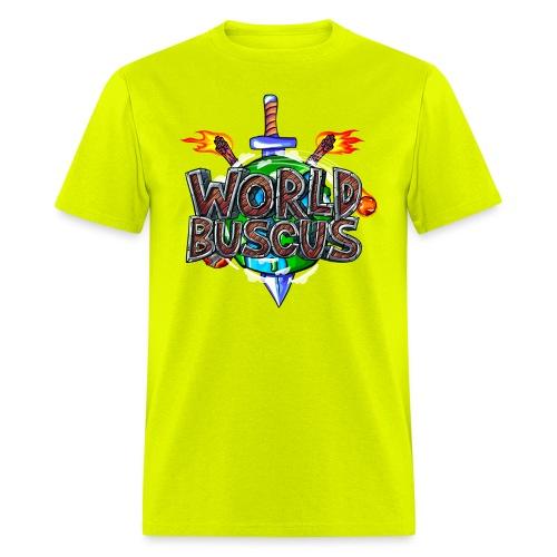 world2 - Men's T-Shirt