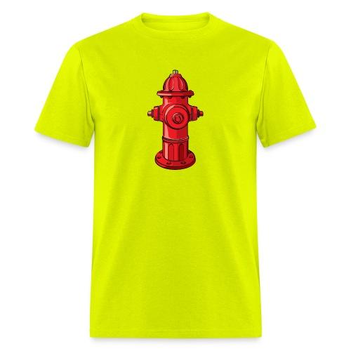 hydrant png - Men's T-Shirt
