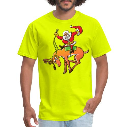 Christmas Rodeo - Men's T-Shirt