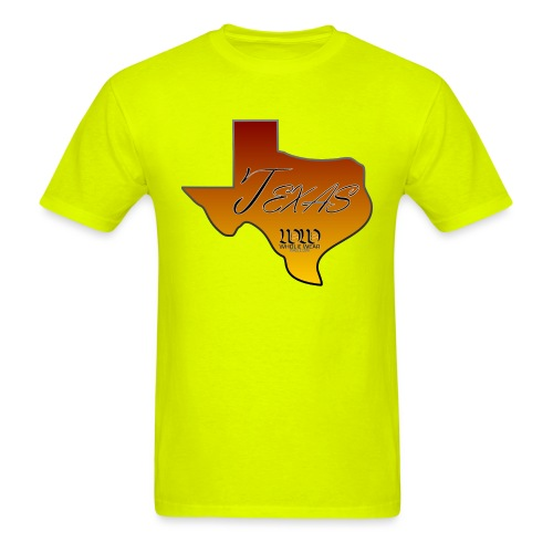 ww texas 4 - Men's T-Shirt