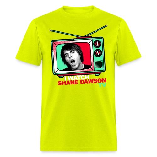 dawsontv for black shirts Shane Dawson - Men's T-Shirt