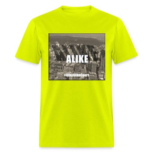 Alike City - Men's T-Shirt