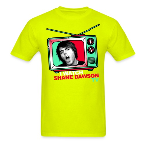 dawsontv for black shirts Shane Dawson - Men's T-Shirt