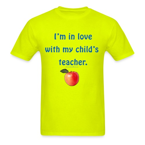 Homeschool Teacher - Dad - Men's T-Shirt