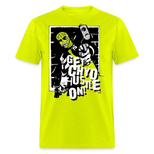 getchohustleontshirt - Men's T-Shirt
