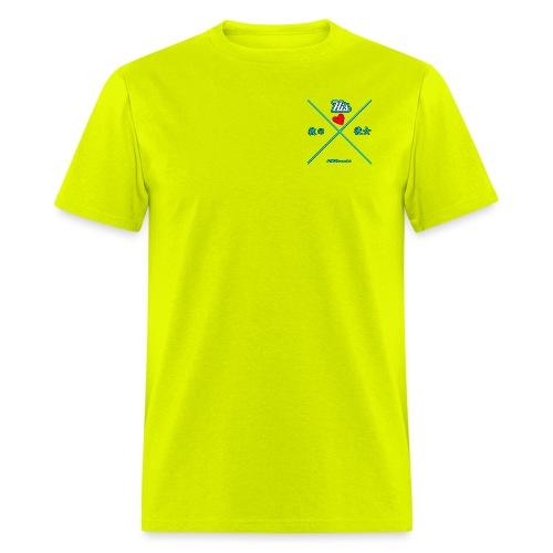 HisShirtfront gif - Men's T-Shirt