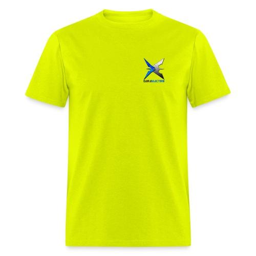 Dara Streamer - Front and Back Design - Men's T-Shirt