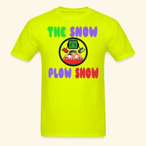 Snow Plow Show T shirt by Jaahso png - Men's T-Shirt