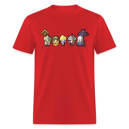 Half Minute Hero characters - Men's T-Shirt