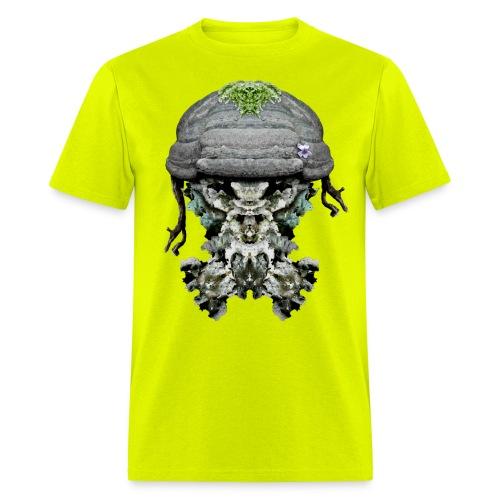 Poisoned Planet - Men's T-Shirt