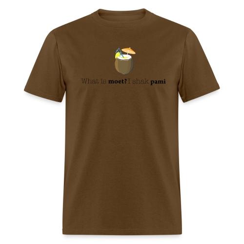 moet - Men's T-Shirt