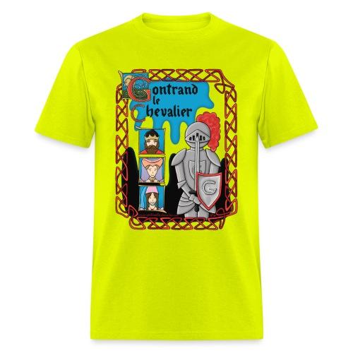 Design3 png - T-shirt pour hommes
