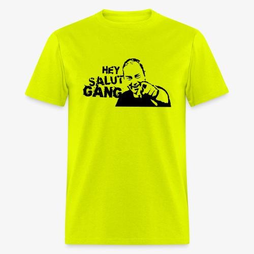 HeySalutGang_v1 - Men's T-Shirt