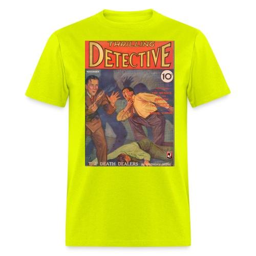 193111600dpitouchedlogoscaled - Men's T-Shirt