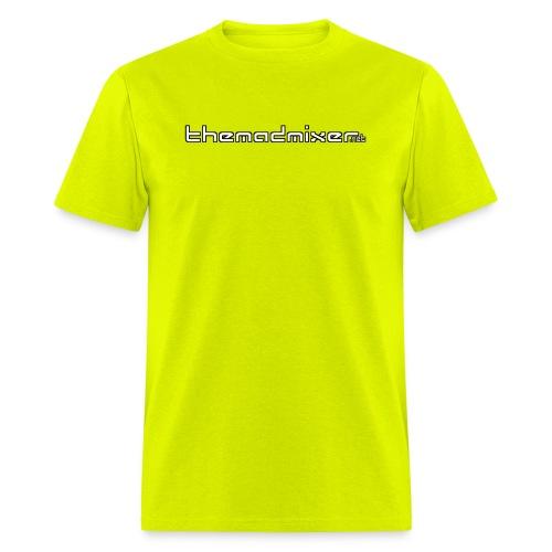 themadmixer Text White - Men's T-Shirt