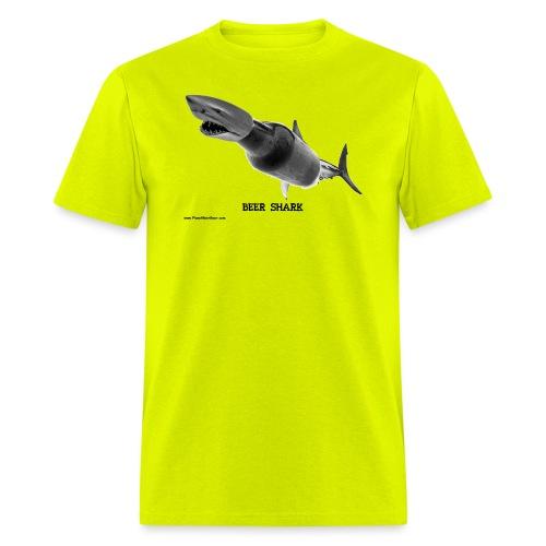 Beer Shark Women's T-Shirt - Men's T-Shirt