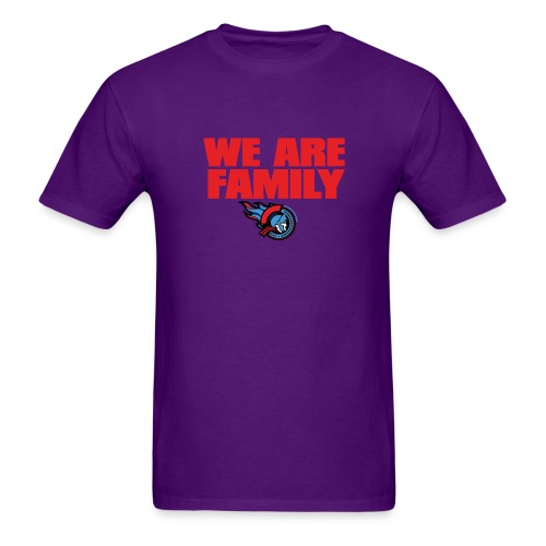 wearefamilyconstitution - Men's T-Shirt